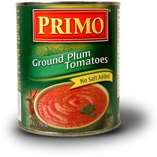 Ground Plum Tomatoes