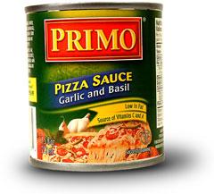 Pizza Sauce - Garlic and Basil