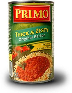 Thick and Zesty - Original Recipe