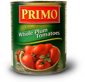 Whole Plum Tomatoes