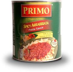 Spicy Arrabbiata Sauce