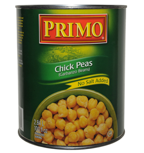 No Salt Added Chick Peas