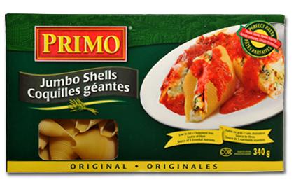 Jumbo Shells