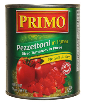 Pezzettoni in Purea - Diced Tomatoes in Puree