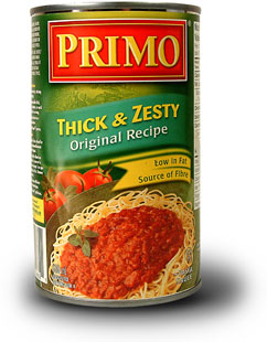 Thick and Zesty - Original Recipe