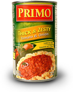 Thick and Zesty - Tomato and Onion