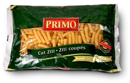 Cut Ziti