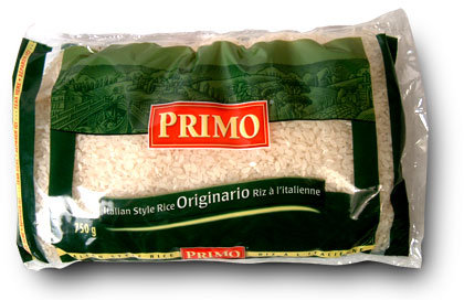 Italian Style Rice Originario