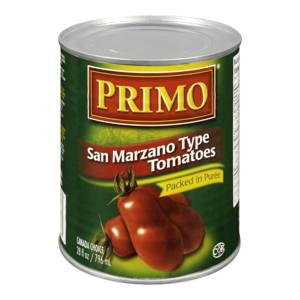 San Marzano Type Tomatoes